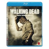 The Walking Dead  Temporada 9 - Blu-Ray