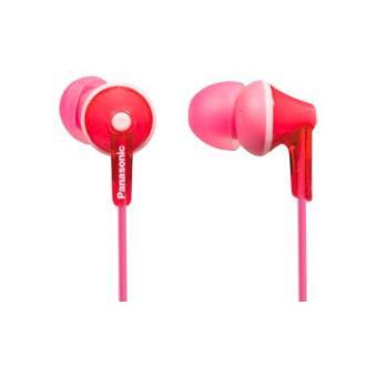 Auriculares Panasonic RP-HJE125E-P Rosa