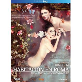 Habitación en Roma - DVD
