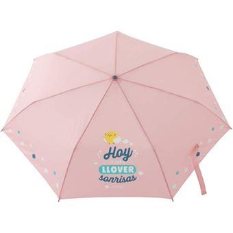 Mr Wonderful Paraguas mediano – Hoy te van a llover sonrisas