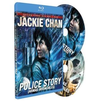 Police Story - Armas invencibles - Blu-Ray + DVD