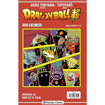 Dragon Ball Serie roja nº 236 (vol5)