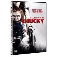 La maldición de Chucky - DVD