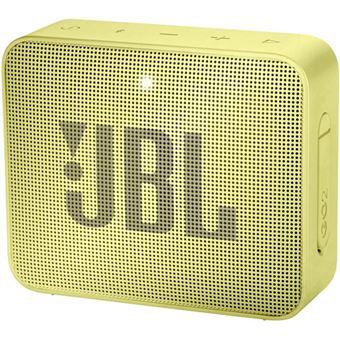 Altavoz Bluetooth JBL GO 2 Amarillo