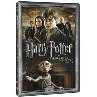 Harry Potter y las reliquias de la muerte. Parte 1 - DVD