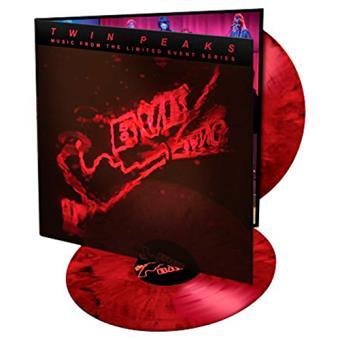 Twin Peaks BSO (2 vinilos rojos) - Ed. Limitada
