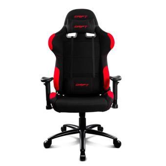 Silla Gaming Drift DR100 Negro - Rojo
