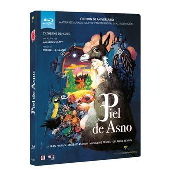 Piel de asno - Blu-ray + Libreto