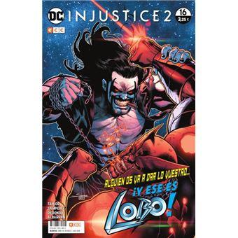 Injustice: Gods Among Us Núm. 74/16