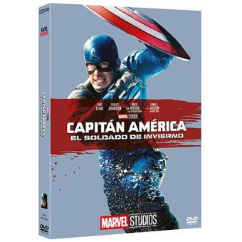 Capitán América: El soldado de invierno - Ed Oring - DVD