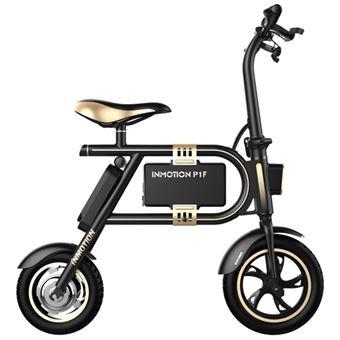 Bicicleta eléctrica Inmotion E-Bike P1F Negro
