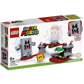 LEGO Super Mario 71364 Set de Expansión: Lava letal de Roco