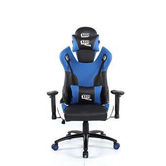 Silla Gaming 1337 Industries GC787 Negro - Azul