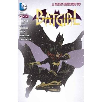 Batgirl 2. Nuevo Universo DC