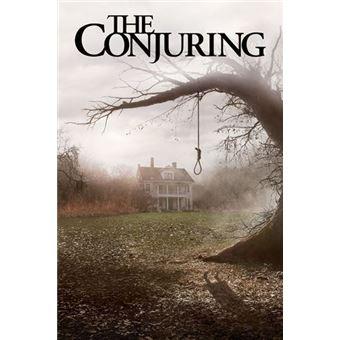 Expediente Warren: The Conjuring  Ed. Halloween - DVD