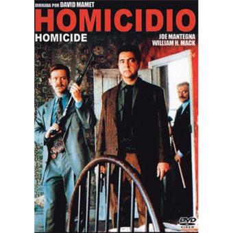 Homicidio - DVD