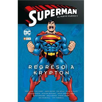 Superman: El nuevo milenio nº 05 Regreso a Krypton