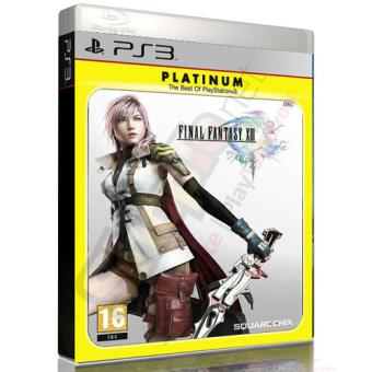 Final Fantasy XIII Platinum PS3