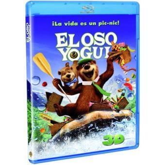 El Oso Yogui - Blu-Ray + 3D