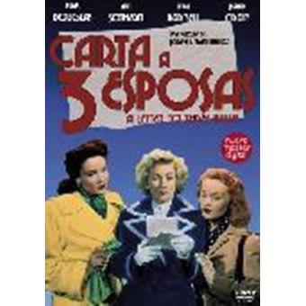 Carta a tres esposas - DVD