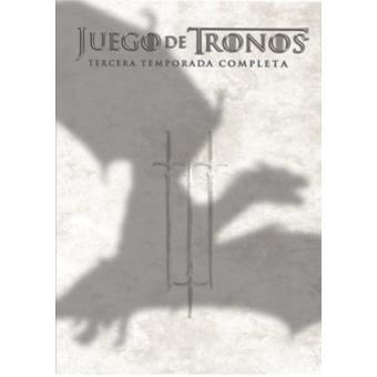 Juego de TronosJuego de tronos - Temporada 3 - DVD