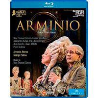 Händel - Arminio - 2 Blu-Ray