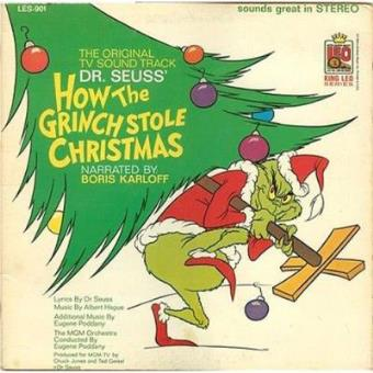 How The Grinch Stole Christmas - Vinilo