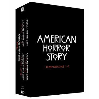 American Horror Story - Temporadas 1-5 - DVD