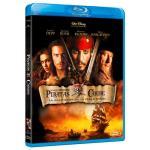 Piratas del Caribe: La maldición de la Perla Negra - Blu-Ray