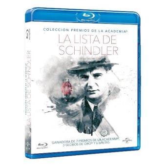 La lista de Schindler - Blu-Ray