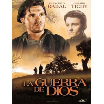 La guerra de Dios - DVD