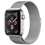 APPLE WATCH S4 LTE 44MM SLV MILANES