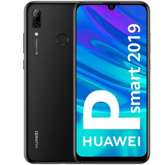 "Huawei P Smart 2019 6,2"" 64GB Negro"