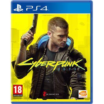 Cyberpunk 2077 Edición Day One PS4