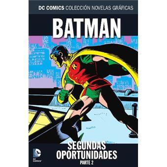 Coleccion Novelas Graficas num. 66: Batman: Segundas Oportunidades