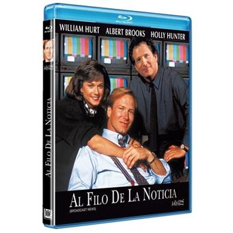 Al filo de la noticia - Blu-Ray