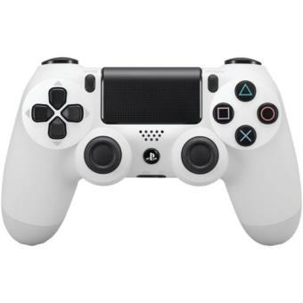 Mando DualShock 4 Blanco V2 PS4