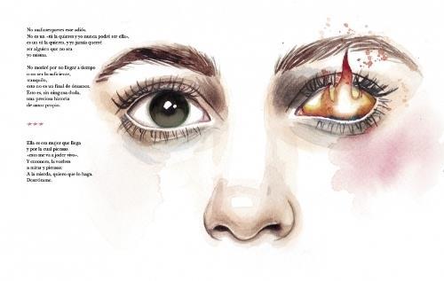 indomable : diario de una chica en llamas