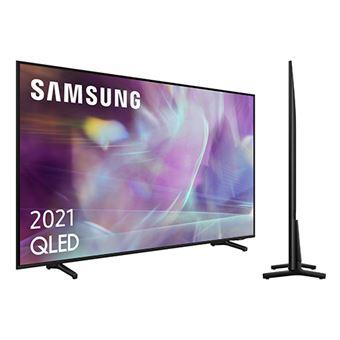 TV QLED 85'' Samsung QE85Q60A 4K UHD HDR Smart TV