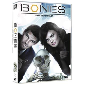 Bones  Temporada 6 - DVD