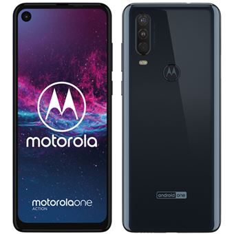 Motorola Moto One Action 6,3'' 128GB Azul