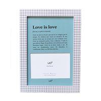 UO Marco de fotos - Love is love. Definición