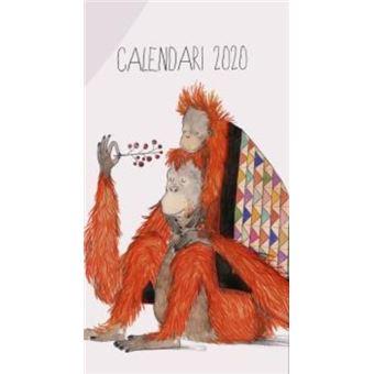 2020 calendari Albert Arrayás