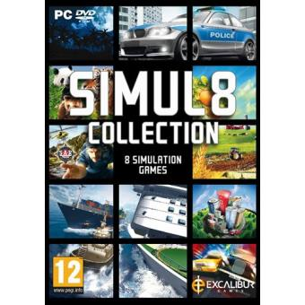 Simul 8 Collection PC - Exclusiva Fnac