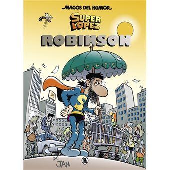 Superlópez. Robinson Magos del Humor 193