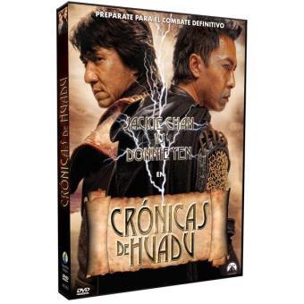 Crónicas de Huadu - DVD