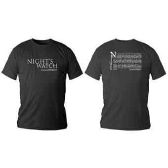 Camiseta Logo Guardia de la noche s