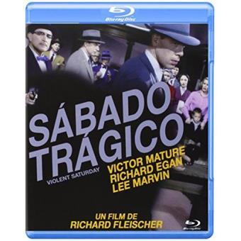 Sábado trágico - Blu-Ray