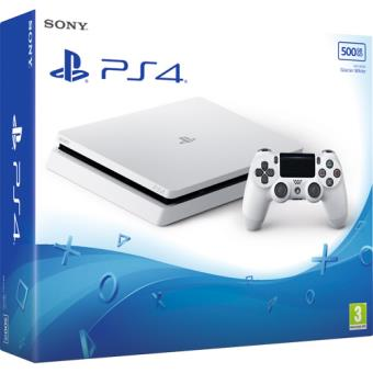 Consola PS4 Slim 500 GB Blanco