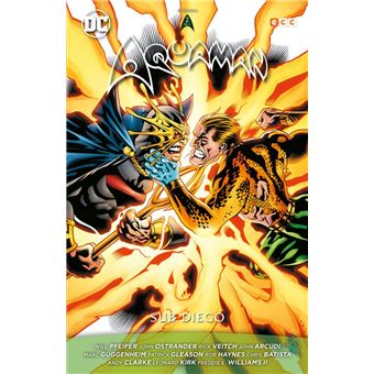 Aquaman: Subdiego vol. 02 de 2